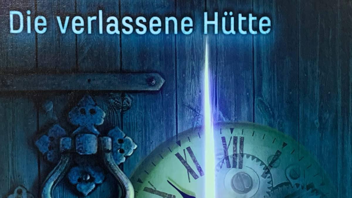 Exit - das Spiel: Die verlassene Hütte (Cover)