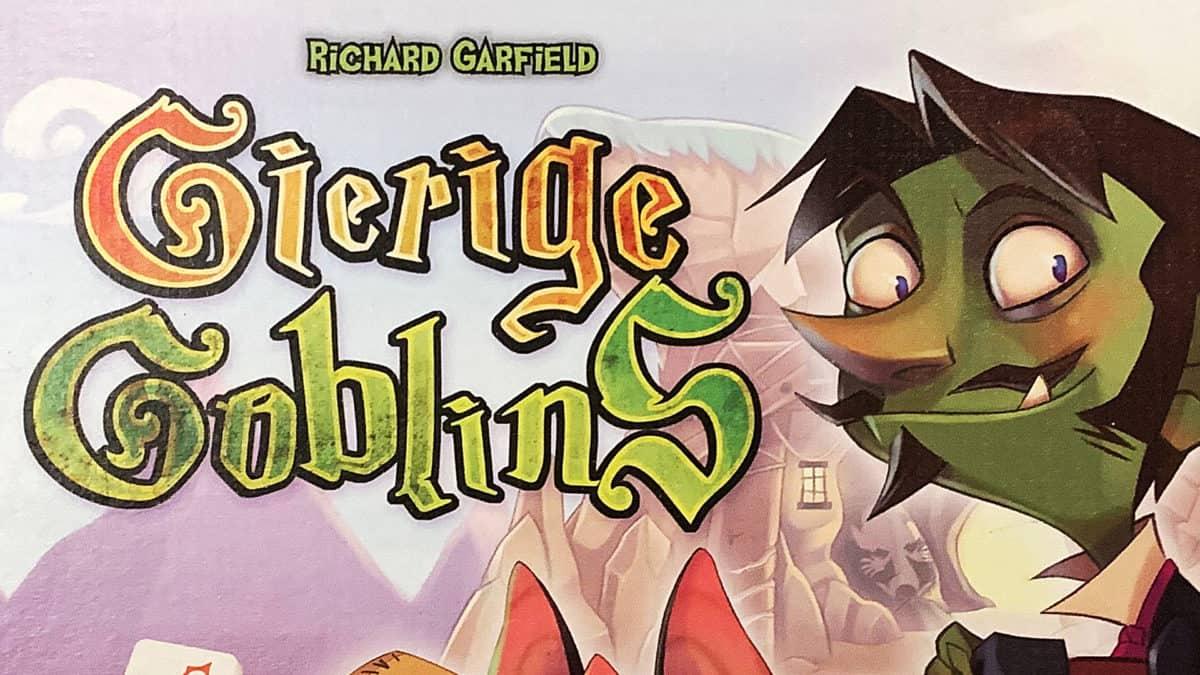 Gierige Goblins: Der Spielkarton unserer Brettspiel Review