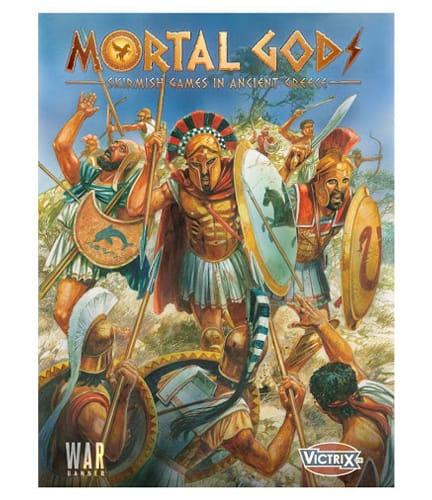 Das Mortal Gods Regelbuch