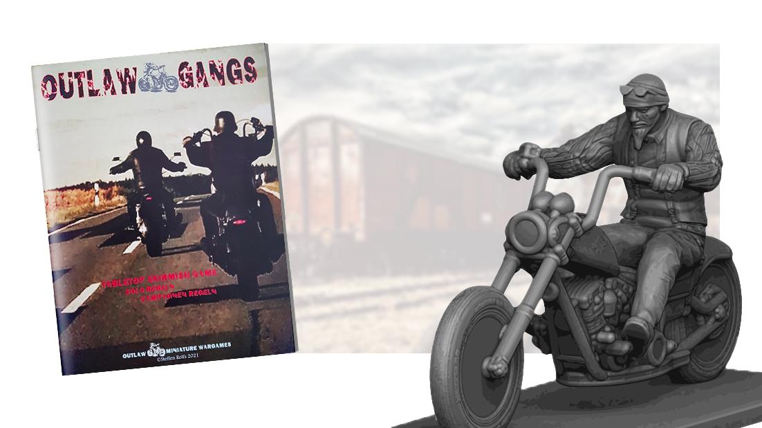 Outlaw Gangs Kickstarter-Kampagne