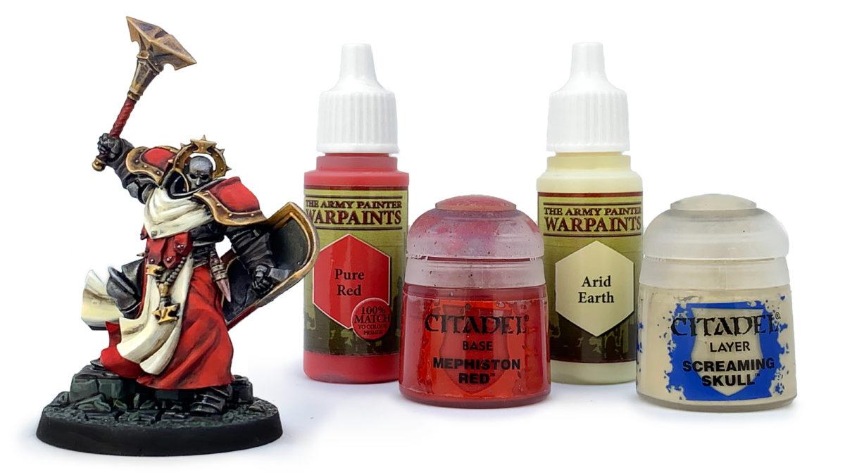 Citadel oder Army Painter: Farben für deine Miniaturen im Vergleich