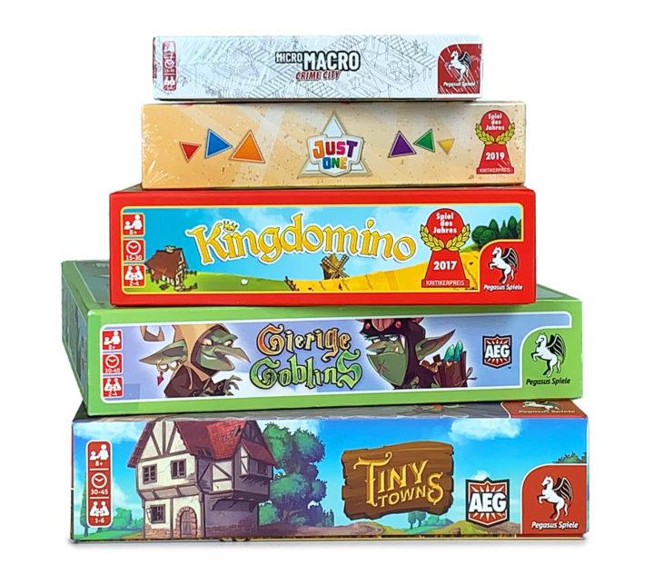 Unsere besten Familienspieler für Kinder und Gelegenheitsspieler.